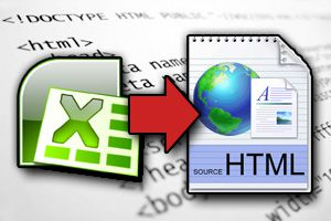 Excel2html, convert Excel sheets to Html with formulas