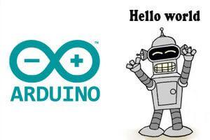 arduino hello