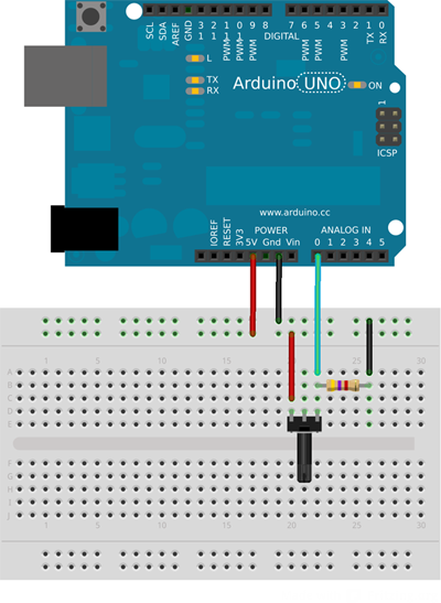 medir-resistencia-arduino-montaje