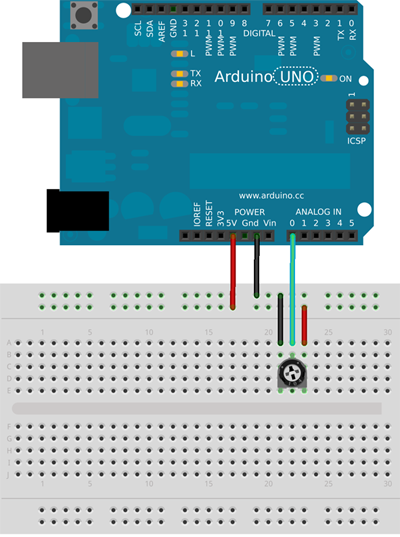 arduino-potenciometro-montaje