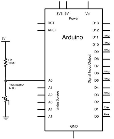 arduino-termistor-esquema