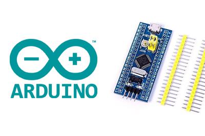 arduino-STM32F103
