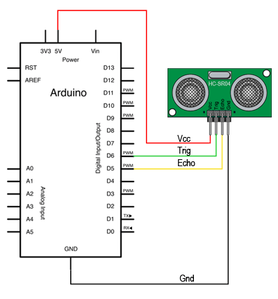 arduino-ultrasonidos-esquema-electrico