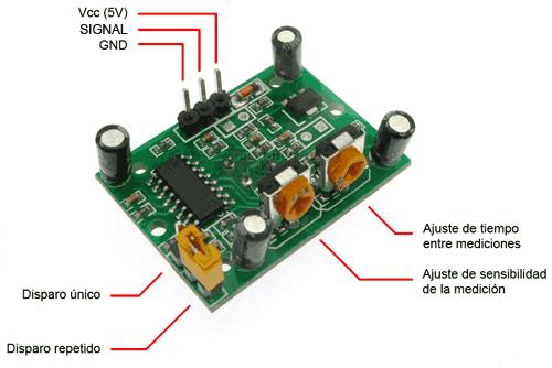 Detector de movimiento con arduino y sensor pir - Tipos de sensores de movimiento ...