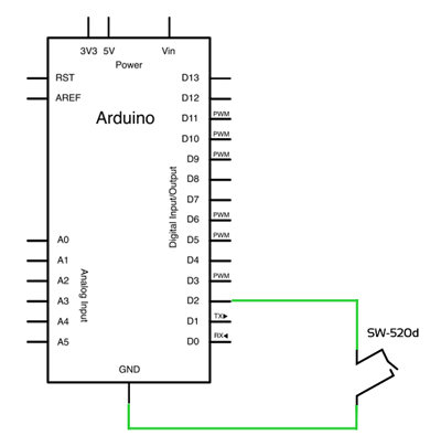 arduino-tilt-esquema