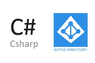 csharp-active-directory