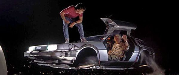 regreso-al-futuro- delorean