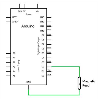 arduino-magnetic-reed-esquema