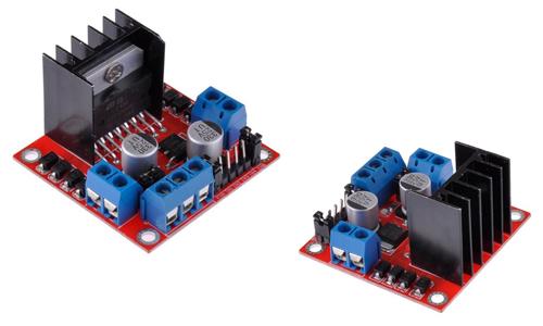 arduino-l298n-componente
