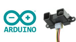 arduino-sharp-GP2Y0A02YK0F1