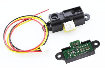 arduino-sharp-GP2Y0A02YK0F1-componente