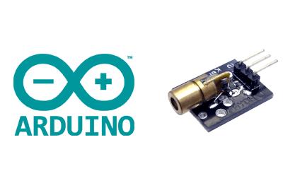 arduino-laser