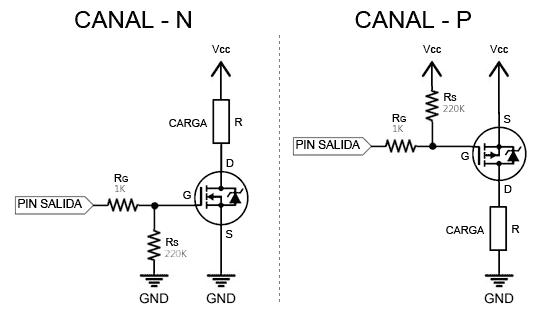 arduino-transistor-mosfet-montaje