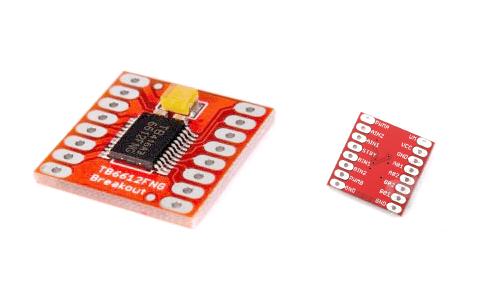 arduino-TB6612FNG-componente