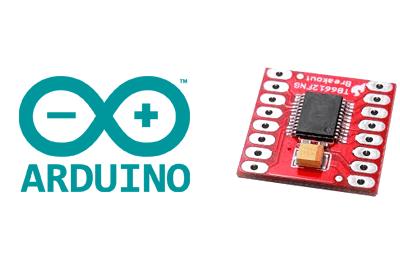 arduino-TB6612FNG
