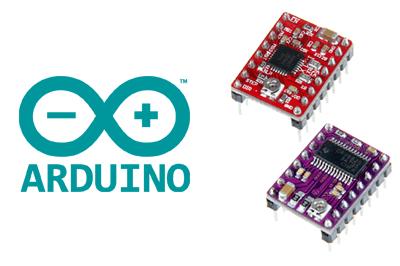 arduino-a4988-drv8825