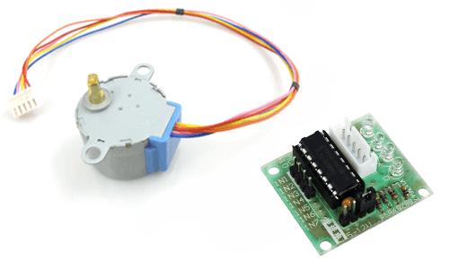 arduino-motor-paso-paso-28byj-48-uln2033-componente