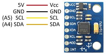 arduino-mpu6050-esquema