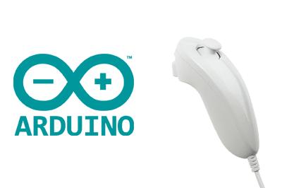 arduino-wiichuck