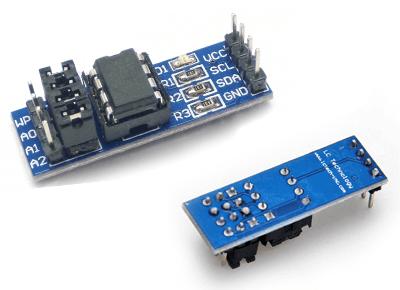 arduino-eeprom-externa-i2c-at24c256-componente