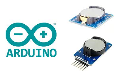 arduino-rtc-ds1307-ds3231