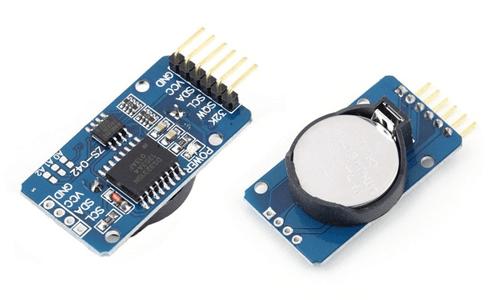 arduino-rtc-ds1307