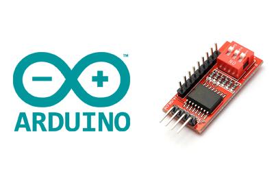 arduino-pcf8574