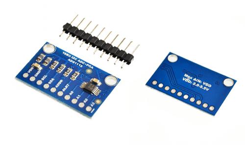 arduino-adc-ads1115-componente