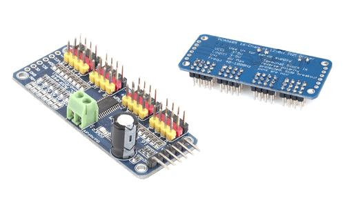 arduino-controlador-servos-pwm-pca9685-componente