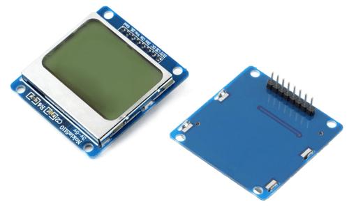 arduino-nokia-5110-componente