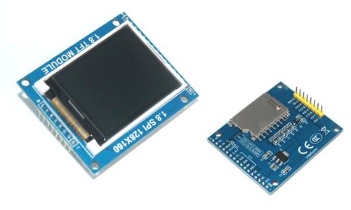 arduino-tft-qdtech-componente