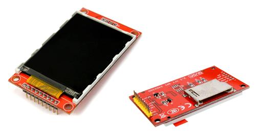 arduino_lcd_tft_ili9341-componente