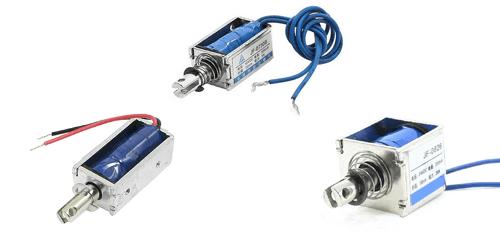 arduino-actuador-electromagnetico-componente