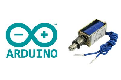 arduino-actuador-electromagnetico