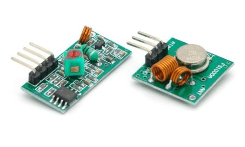 Comunicación Inalámbrica En Arduino Con Módulos Rf 433mhz