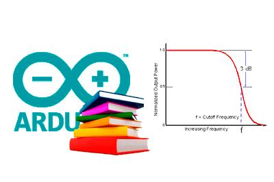 arduino filtro paso bajo libreria - Electrogeek
