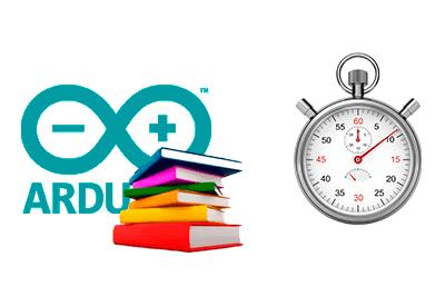 arduino libreria stopwatch - Electrogeek