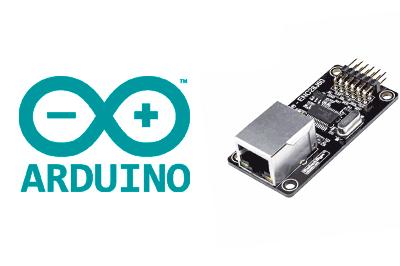 Conectar Arduino a Internet con módulo Ethernet ENC28J60