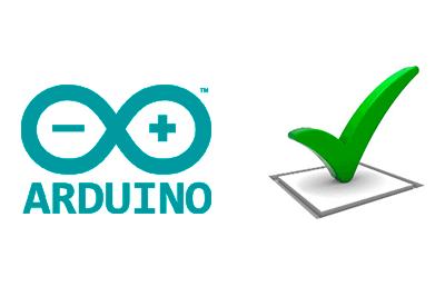 arduino puerto serie checksum - Electrogeek