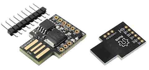 arduino digispark usb pcb - Electrogeek