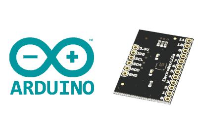 arduino mpr121 - Electrogeek