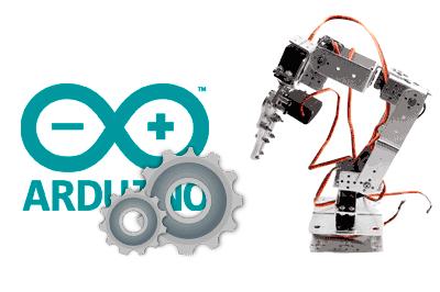 fd15473edd8 Brazo robótico controlado por Arduino: Presupuesto