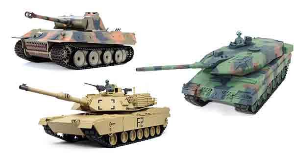 arduino proyecto tanque modelos - Electrogeek