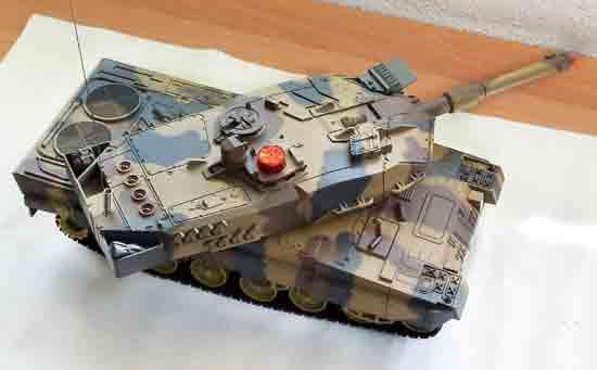 arduino proyecto tanque resultado - Electrogeek