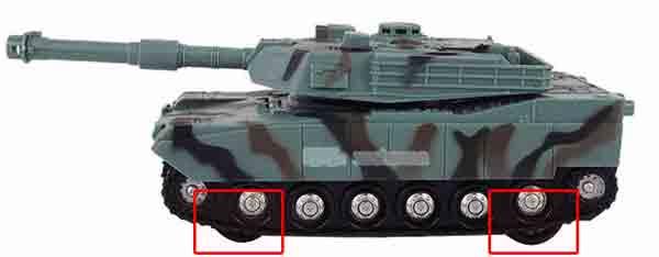 arduino proyecto tanque ruedas - Electrogeek