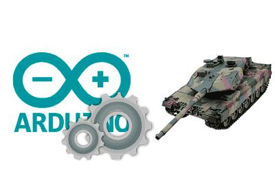 arduino proyecto tanque - Electrogeek