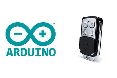 0b2b3074c Copiar un mando inalámbrico 315/433Mhz con Arduino