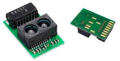 arduino GP2Y0E03 componente - Electrogeek