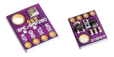 arduino bmp280 bme280 componente - Electrogeek