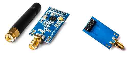 arduino cc1101 componente - Electrogeek